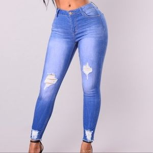 Pants - Fashion nova jeans